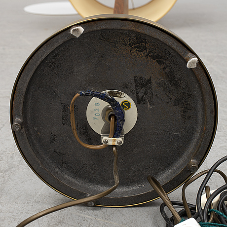 A swedish floor lamp, falkenbergs belysning, 1960s-70s.