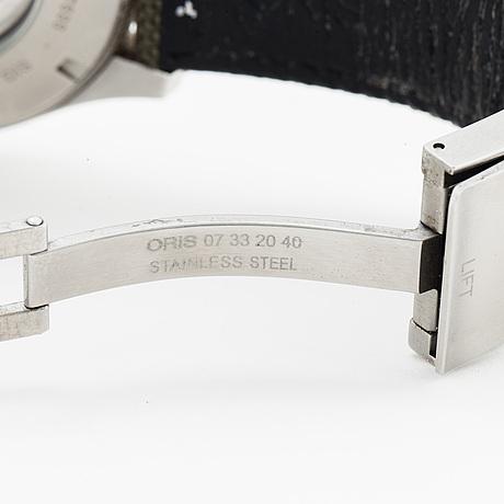 Oris, big crown pro pilot, wristwatch, 44 mm.