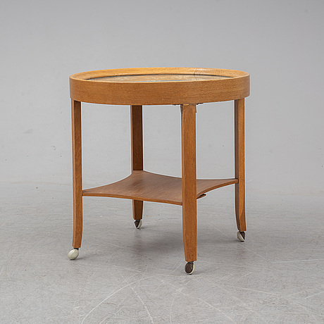 Sofa table, probably 1960s.
