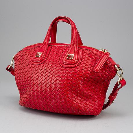 "Givenchy, väska, ""nightingale""."
