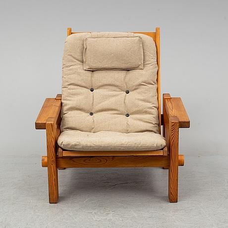 Yngve ekstrÖm, armchairs, swedese.