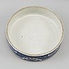 12 porcelain objects, qing dynasty, 18th-19th century.