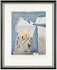 Salvador dalÍ, lithograph in colours, signed and numbered 80/125.