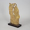 Beverloo corneille, a bronze sculpture, signed, numbered 98/99 and dated 2005..