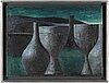 Philip von schantz, oil on canvas, signed pvs and dated -89.