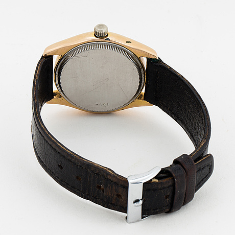 Tudor, shock-resisting, wristwatch, 34,5 mm.