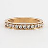 Efva attling, alliansring, '13 stars & signature', eternity ring with brilliant-cut diamonds.