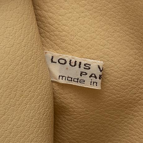 Louis vuitton, 'sac plât'.