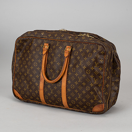 Louis vuitton, a 'sirius 50' briefcase.