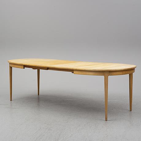 Carl malmsten, bord och stolar 4 st.