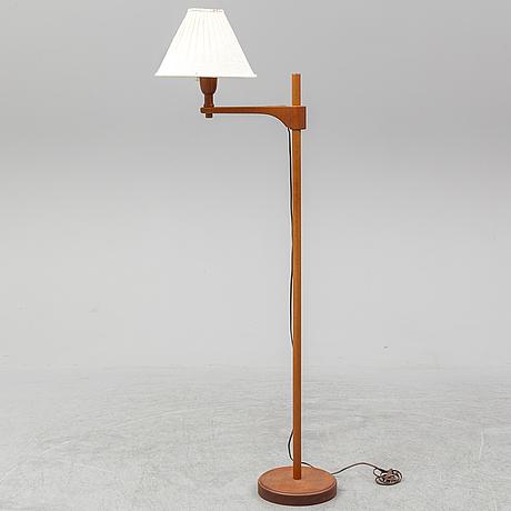 A 'staken' floor light by carl malmsten.