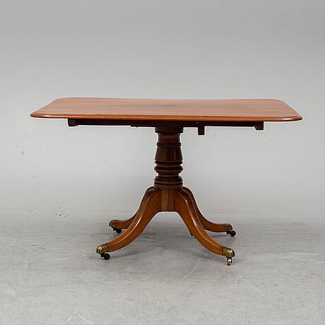 FÄllbord, england, 1800-tales mitt.