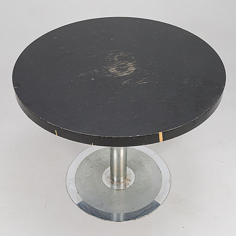 Pauli blomstedt, a 1930's coffee table for merivaara.