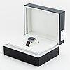 Iwc, schaffhausen, portofino, wristwatch, 45 mm.
