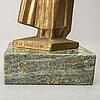 Åke jÖnsson, bronze scultpure, signed and numbered 13-475.
