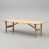 A '268' coffee table by børge mogensen.