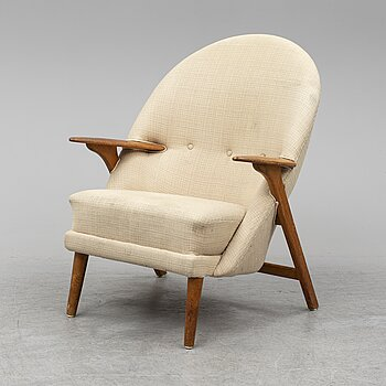 A danish armchair from the 1950's-60's.
