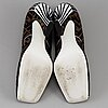 Fendi, a pair of high heels, size 40.