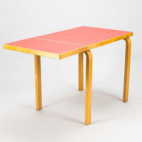 Alvar aalto, klaffbord, artek, 1900-talets mitt.