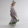 Dahl jensen, a porcelain figurine.