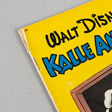 Kalle anka, nr 3, 1948.