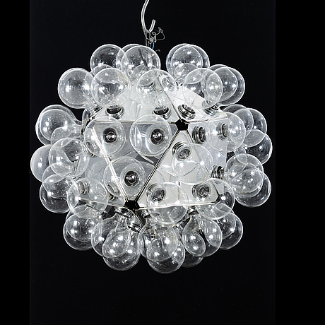 A 'taraxacum' pendant  by achille castiglioni, flos, italy.