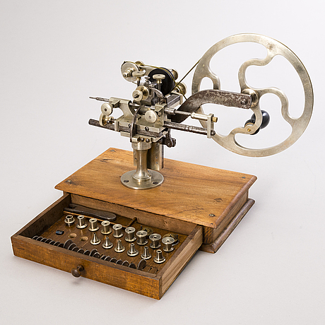 Watchmakers tool, late 19th century.