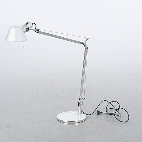 "Table lamp, ""tolomeo"", michele de lucchi and giancarlo fassina, artemide, italy."