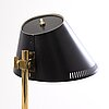Paavo tynell,  a 1960's '9227' table lamp for idman.
