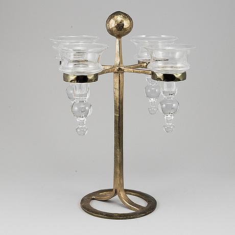 Bertil vallien, a 1970's candelabra.