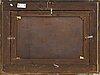 Wilhelm august krause, olja på duk, signerad och daterad 1832.
