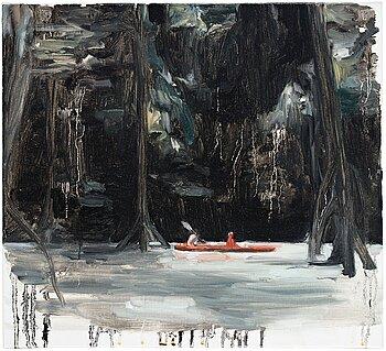 JOHANNA FJAESTAD, oil on canvas.