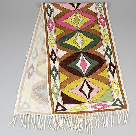Pucci, a cashmere scarf.