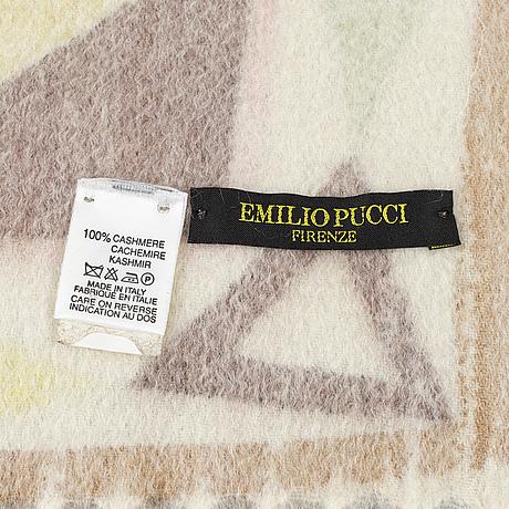 Emilio pucci, sjal.