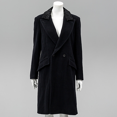 Max mara, a wool coat, french size 42.