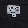 Armani, jacket, italian size 48.