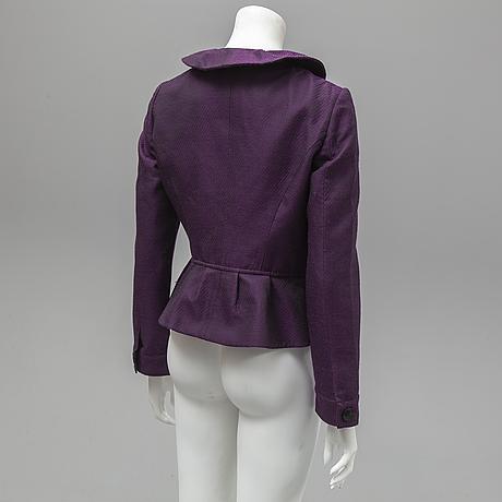 Valentino, jacket, italian size 44.
