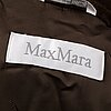 Max mara, a wool/cashmere coat, french size 40.