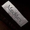 Max mara, kappa, fransk storlek 40.