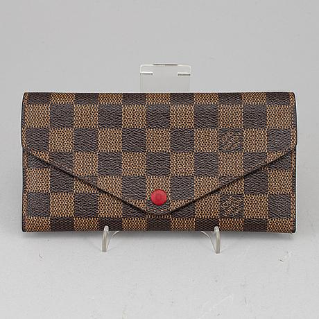 Louis vuitton, a 'josephine' wallet.