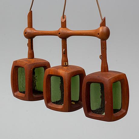 Taklampa, tranås stilarmaturer ab, 1950/60-tal.