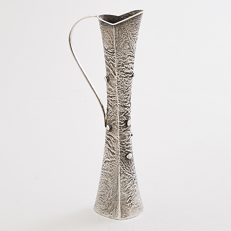 Kanna, silver, samodorok-teknik, tavastehus, 1972.