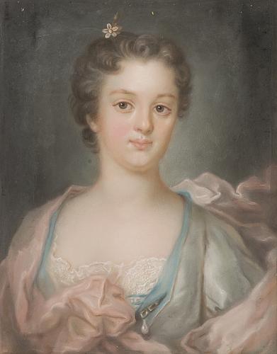 Amanda kjellberg, pastelli, ei signeerattu.