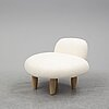 A galet easy chair, made by tinja.