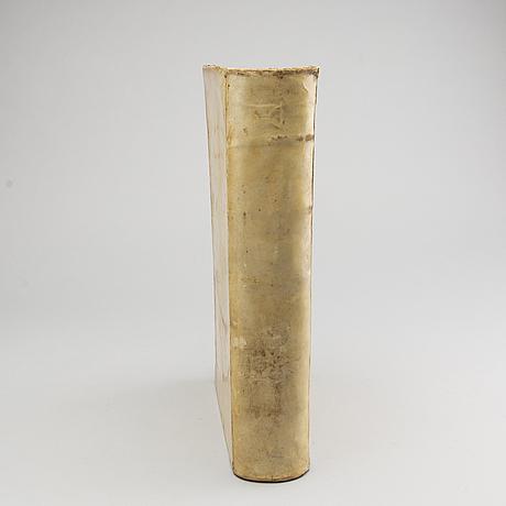 Book - jaques auguste de thou 1609.