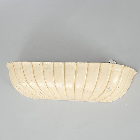 A 1920's-30's wall light.