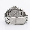 Omega, seamaster, professional, chronometer, armbandsur, 41 mm.
