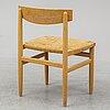 BØrge mogensen, a 'Öresund' chair.