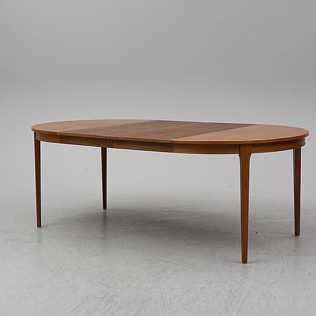A 1960s dining table, ab möbelfabriken linden, horda.