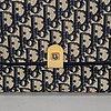 Christian dior, a monogram bag.